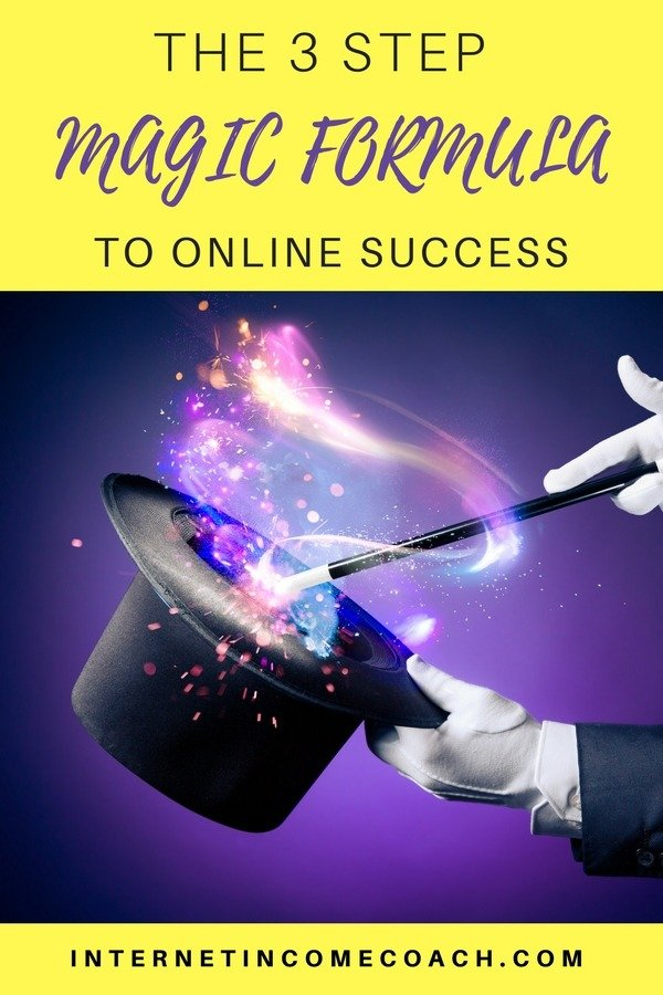 3 simple steps to making money online. Follow these three steps to ensure your online business is successful and you make money online.