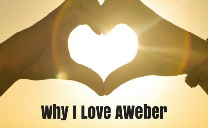 Why I Love AWeber