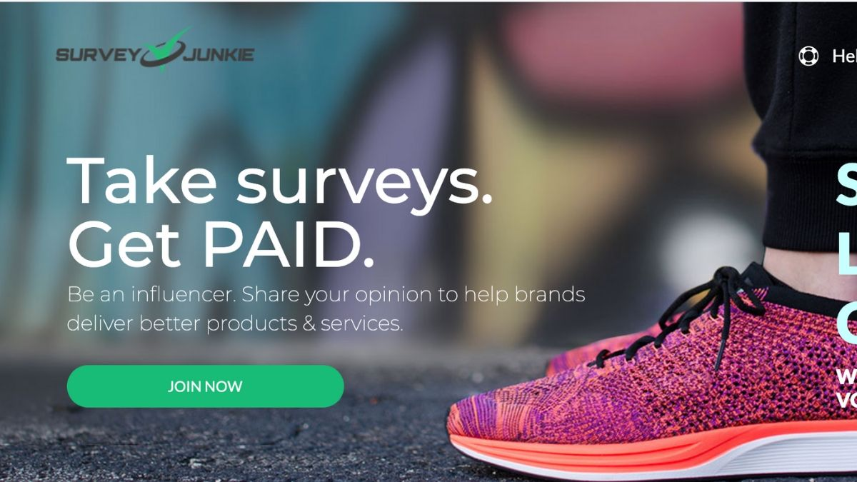 does survey junkie really work?