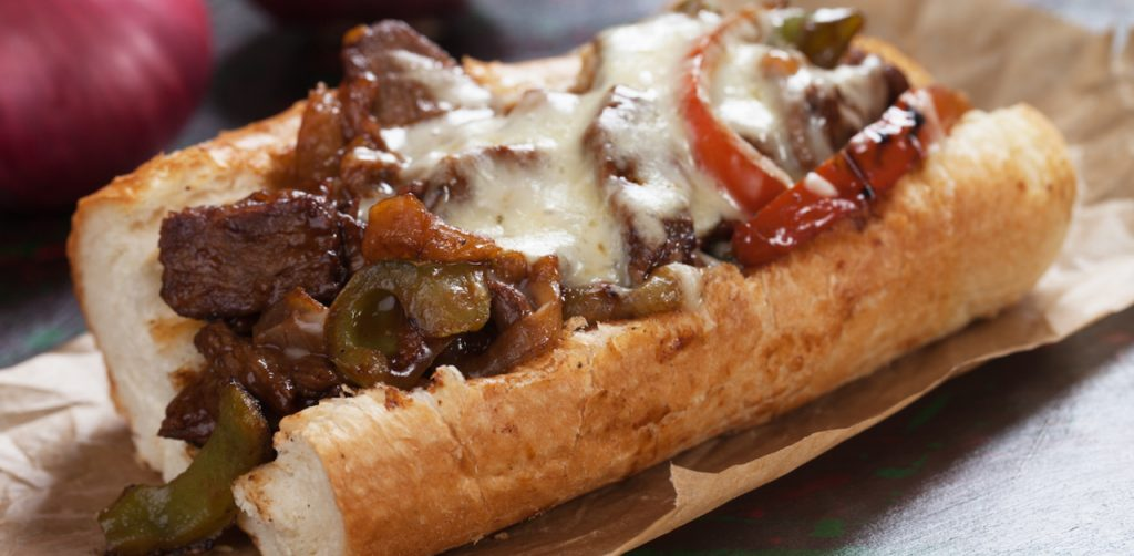 $120 Cheesesteak