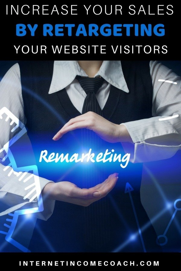 How to drive more traffic by retargeting and remarketing to your website visitors. #retargeting